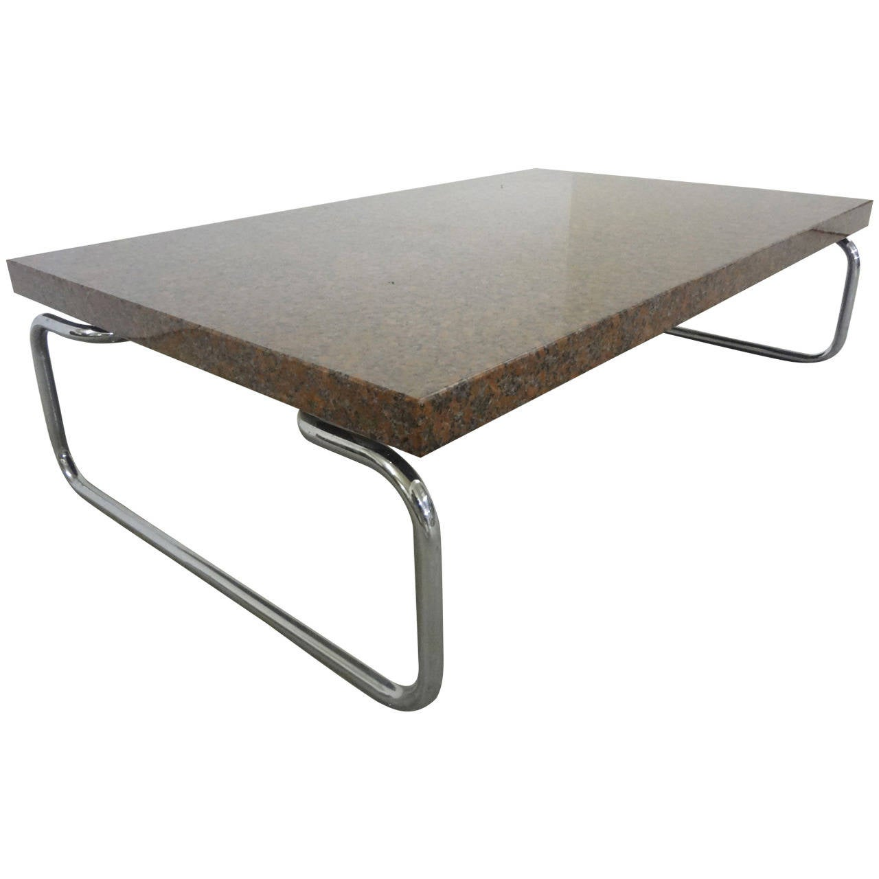 Italian Marble Cocktail Table by Cassina