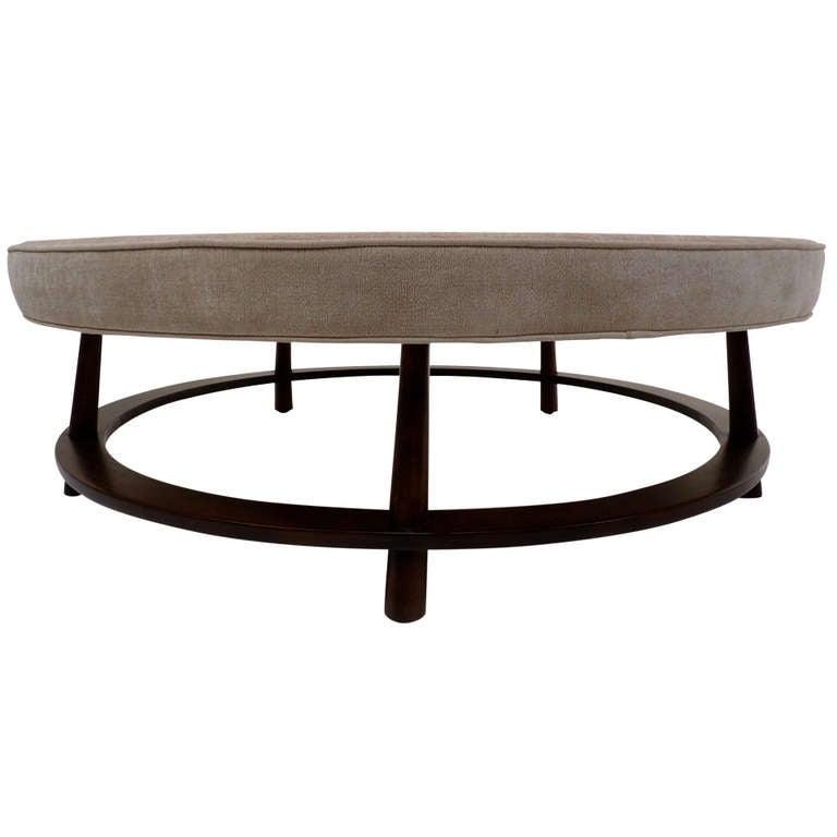 t h robsjohn gibbings for widdicomb round cocktail table