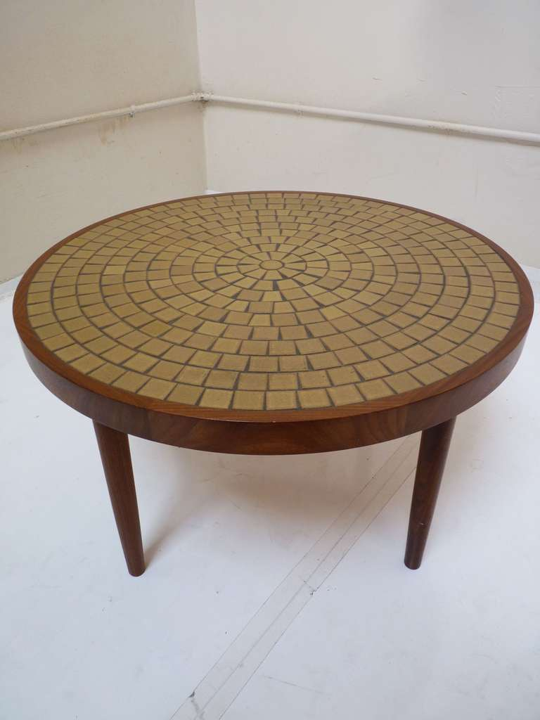 Petite Cocktail Table By Gordon And Jane Martz For