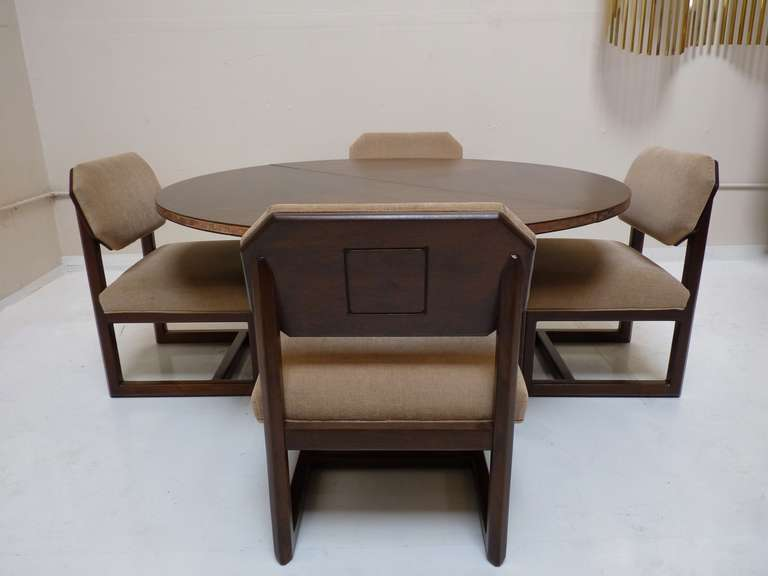 Game Table Set By Frank Lloyd Wright At 1stdibs