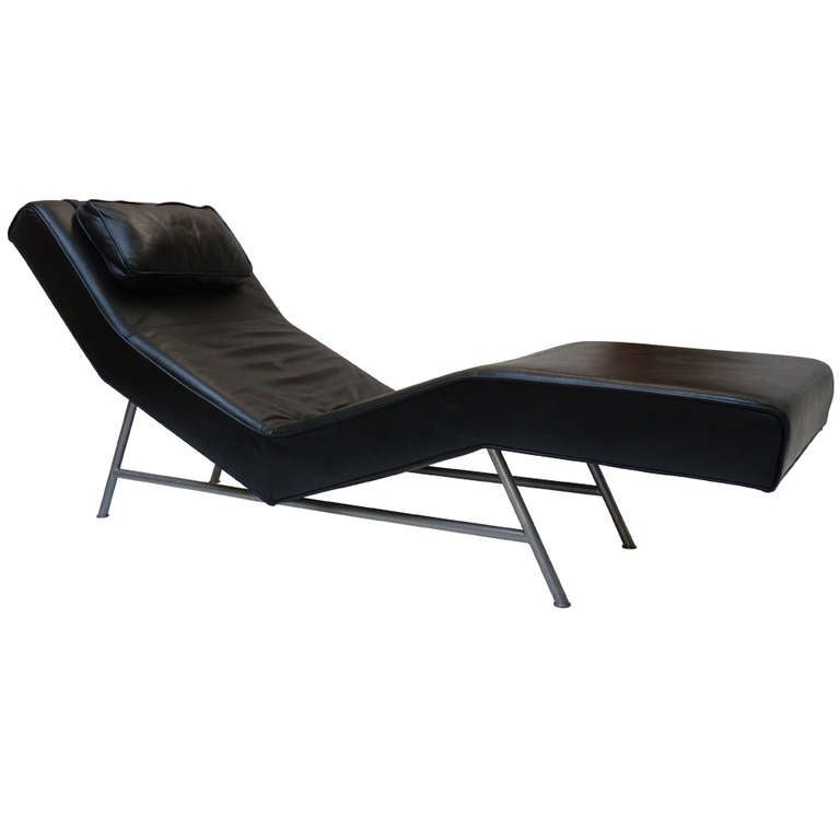 Chaise Lounge by Milo Baughman for Thayer Coggin
