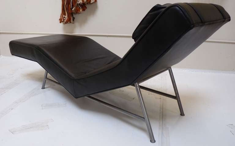 20th Century Chaise Lounge by Milo Baughman for Thayer Coggin