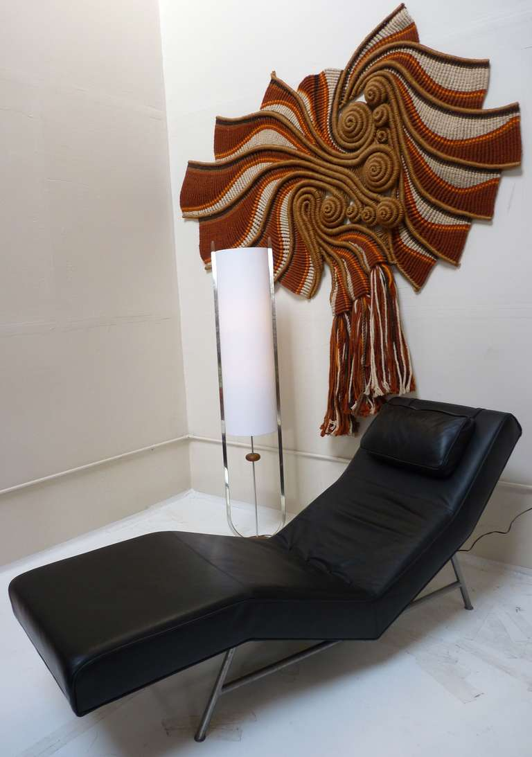 Chaise Lounge by Milo Baughman for Thayer Coggin 3