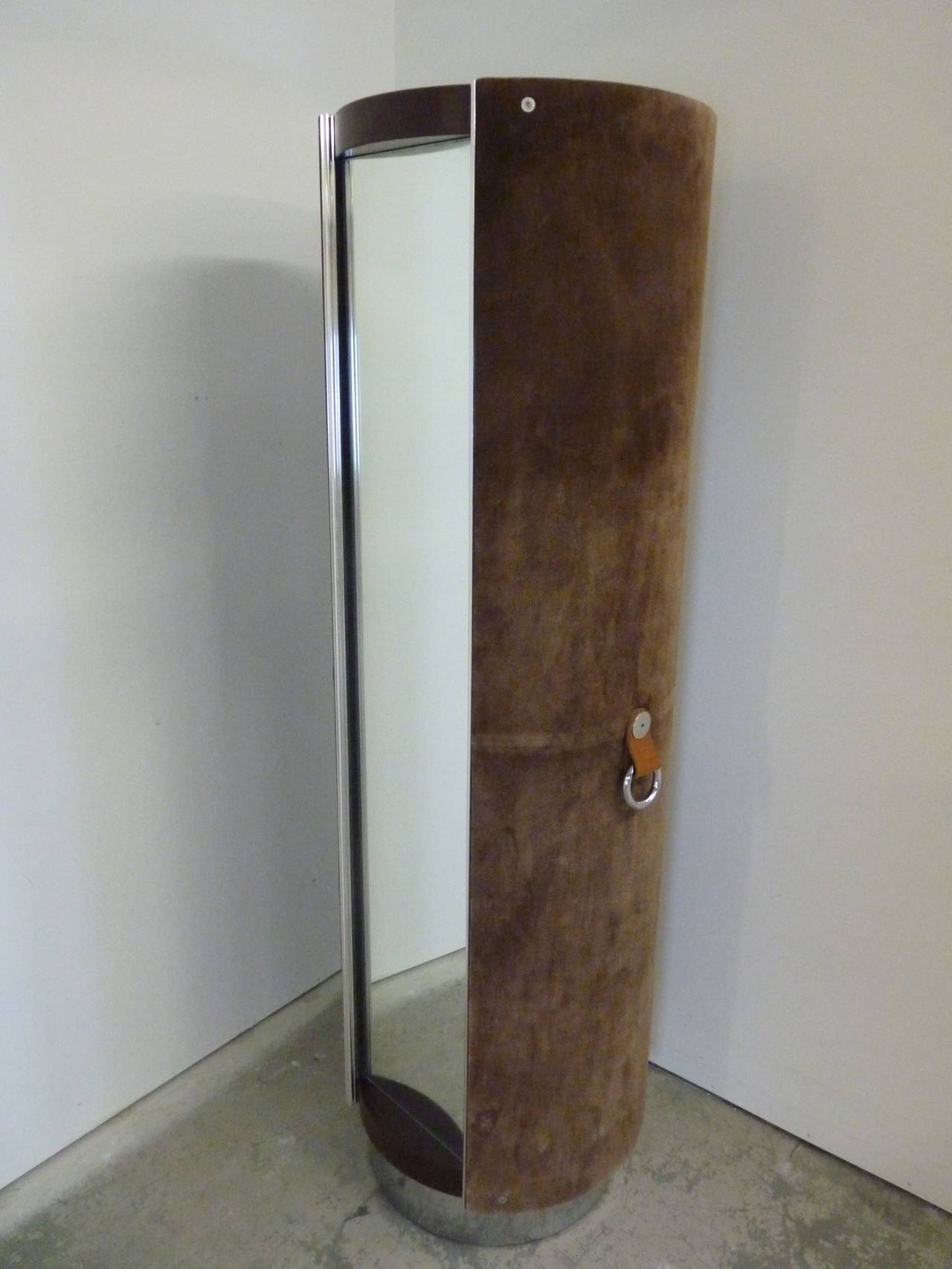 Pace collection valet and full length mirror for sale at for Floor length mirror for sale