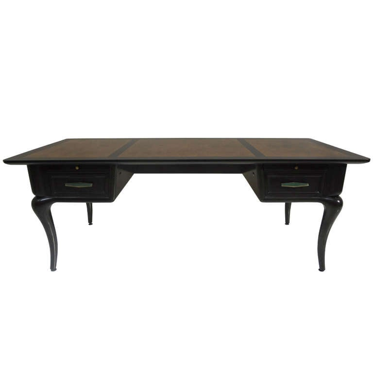 Executive Desk By Maurice Bailey For Monteverdi Young For