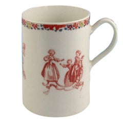 Bow Children's Games Mug
