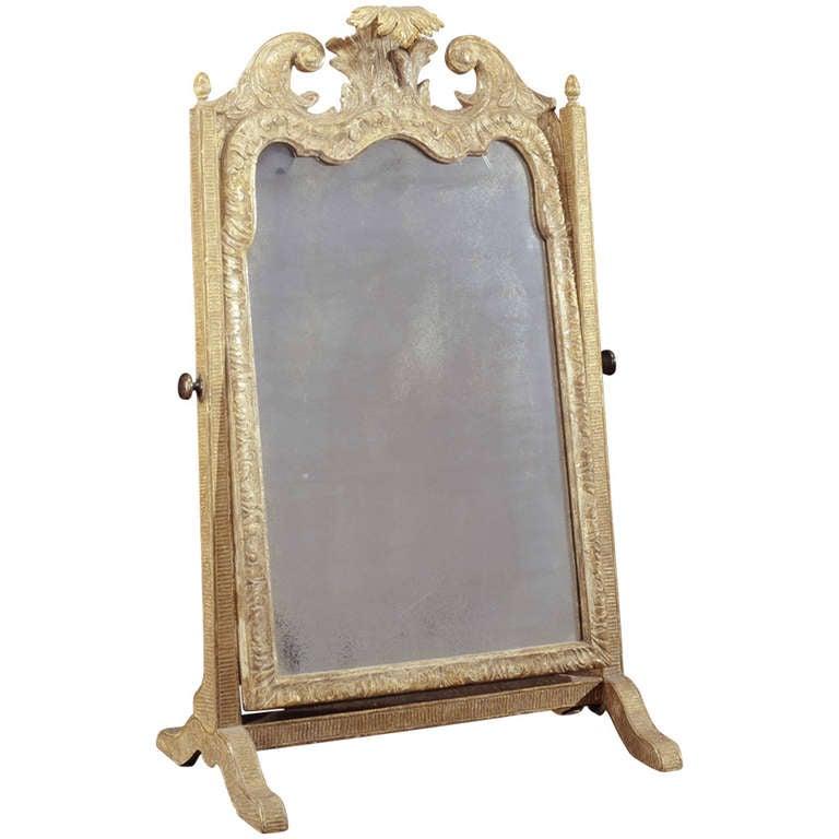 Gessowork Toilet Mirror
