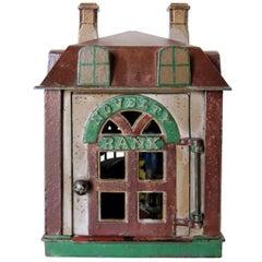"Mechanical Bank ""Novelty Bank"", circa 1873"