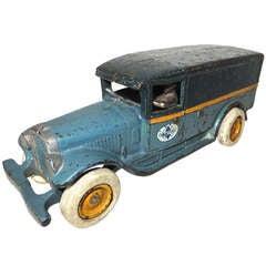 Arcade International Cast Iron Truck    Circa 1920's