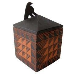 Secesssionist Ceramic Box