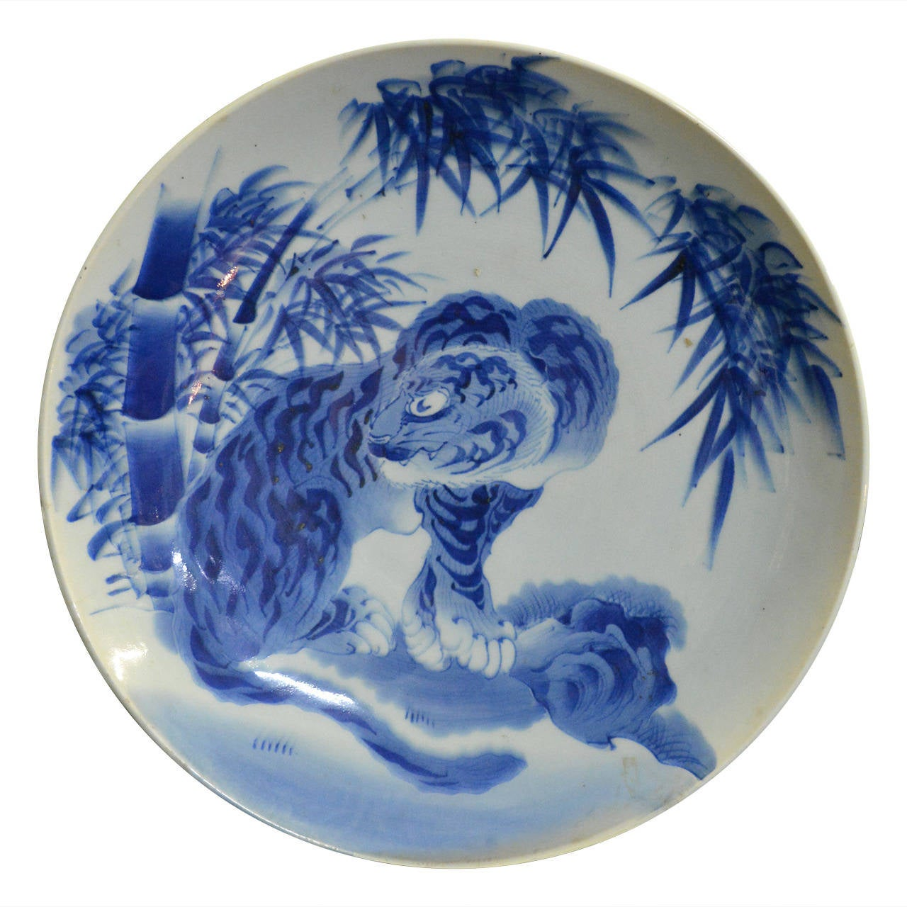 Fine Meiji Period Japanese Charger