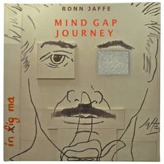 Noted Cutting-Edge Artist Ronn Jaffe's Monograph, 'Mind Gap Journey 21C'