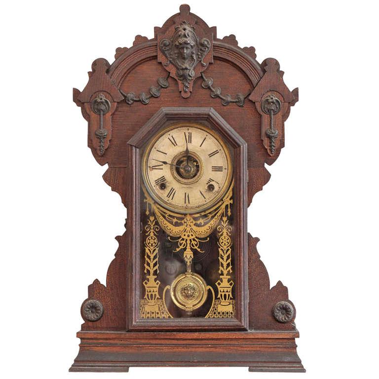 Seth thomas mantel clocks dating