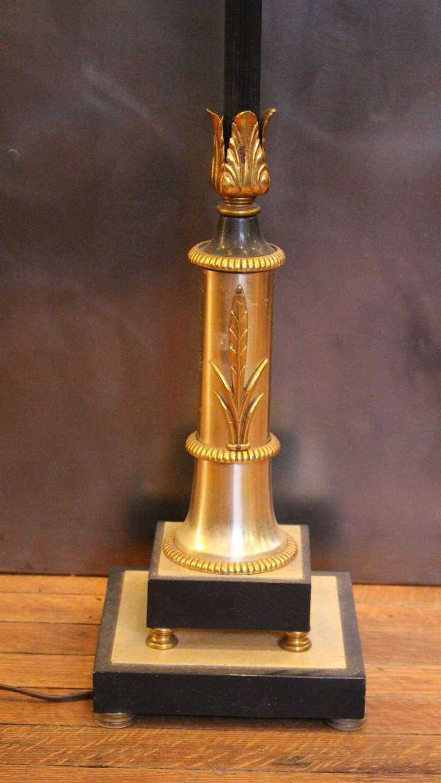 this ornate black and gold floor lamp with floral design is no longer. Black Bedroom Furniture Sets. Home Design Ideas