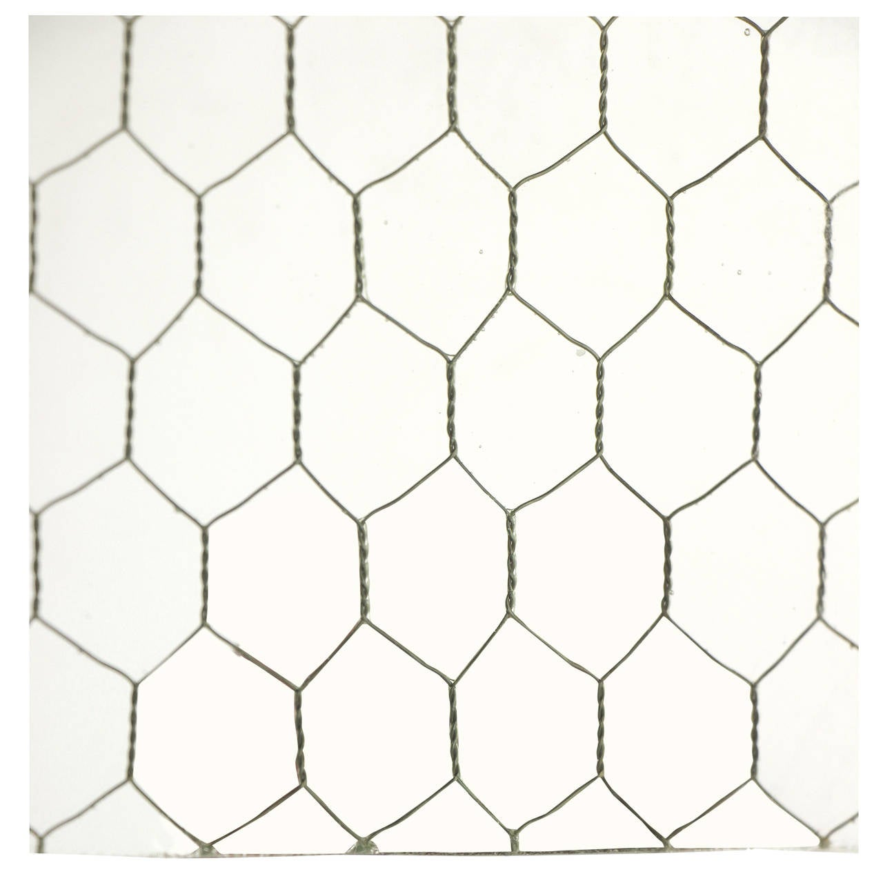 1920s \'Pebbled\' Vintage Chicken Wire Glass For Sale at 1stdibs
