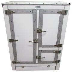 1921 Challenge Iceberg Ice Box Refrigerator