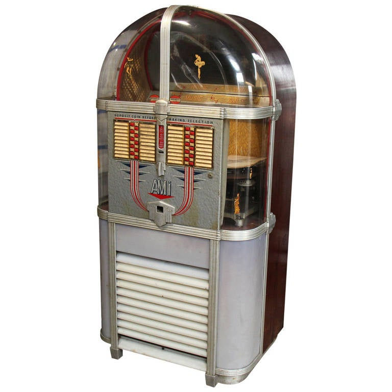 Vintage Jukeboxes For 115