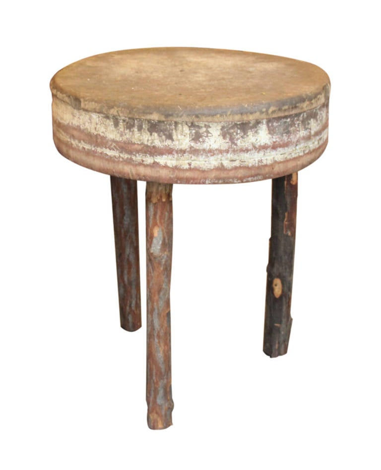 round butcher block table top images