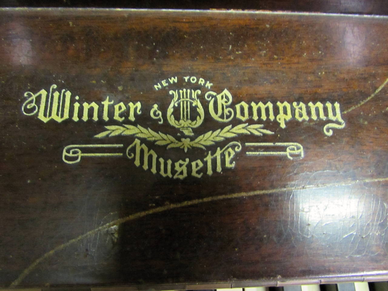 Winter Company Piano 3