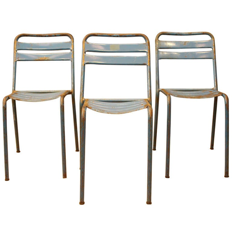 French Bistro Chairs Many Available At 1stdibs