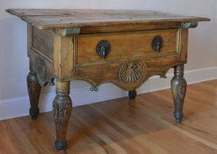 Guatemalan Console Table