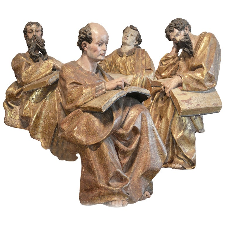 16th Century, Set of the Four Evangelists