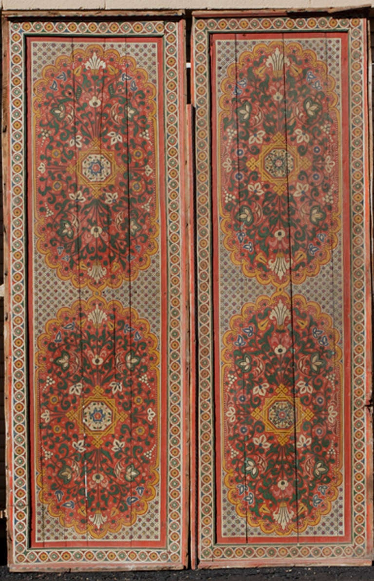Three 19th Century Moroccan Ceilings For Sale 2