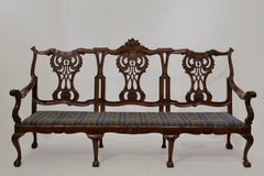 18th Century Settee from Brazil