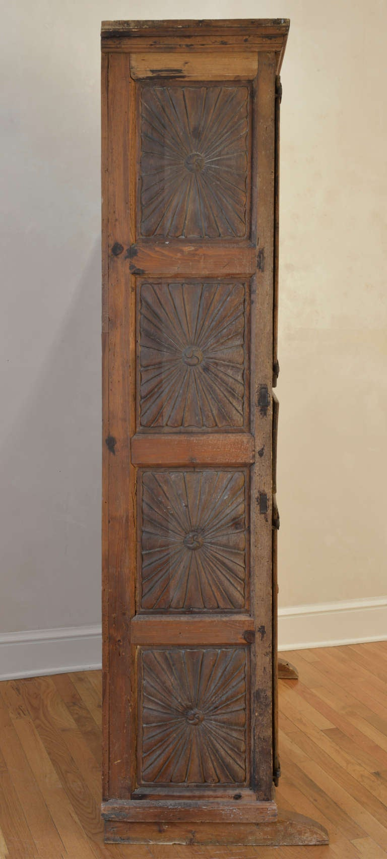Mexican Fresquera Cabinet at 1stdibs