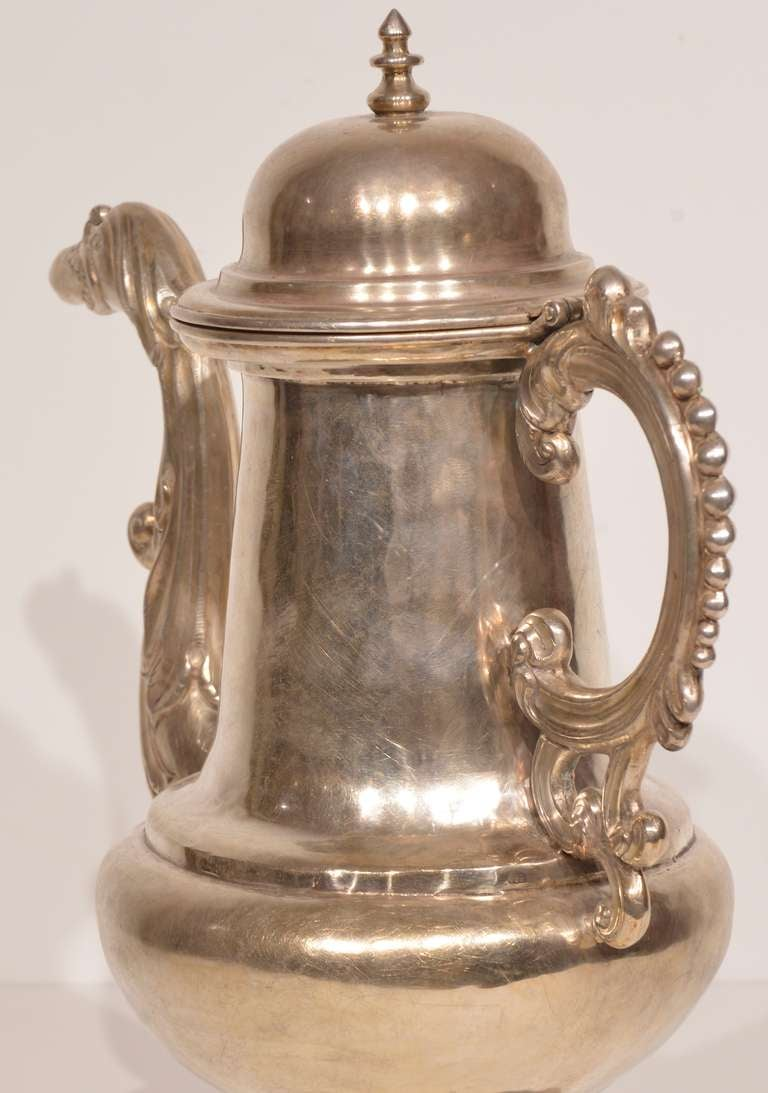 18th Century Bolivian Cafetera  For Sale 1