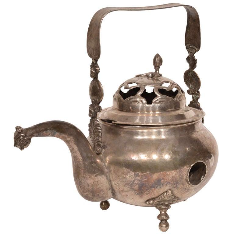 Bolivian Hot Chocolate Pot