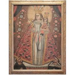 Virgin of the Rosary of Pomata