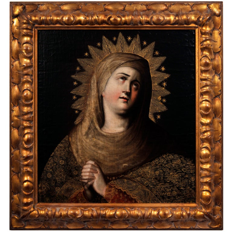 Virgin Of The Annunciation At 1stdibs