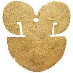 Pre-Columbian Breast Plate