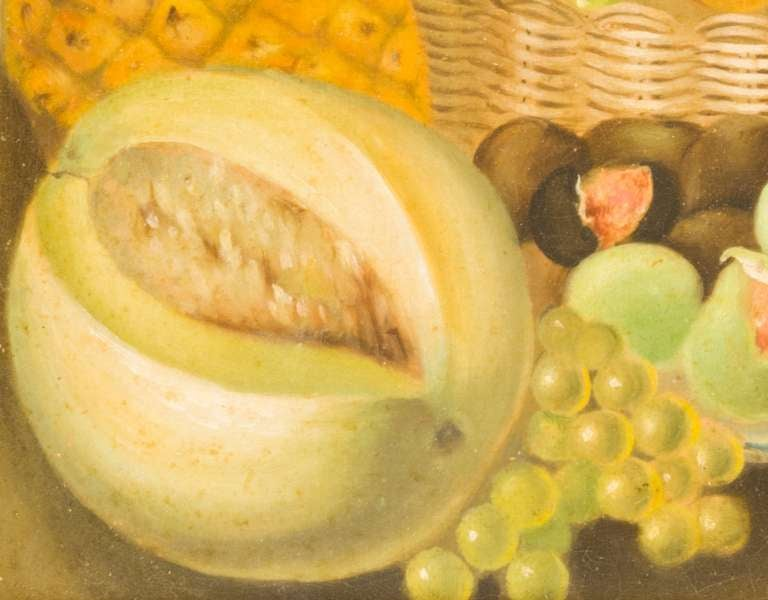 Other 19th Century Mexican Still Life Painting For Sale