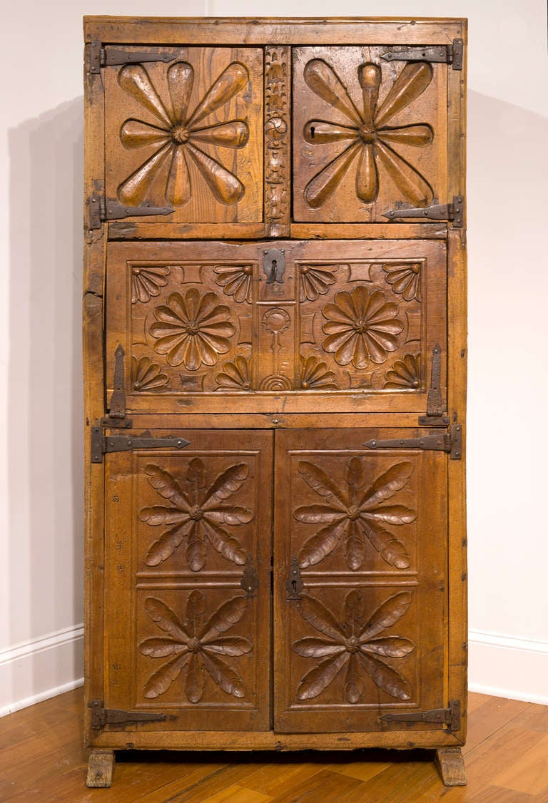 Spanish Cabinet For Sale at 1stdibs