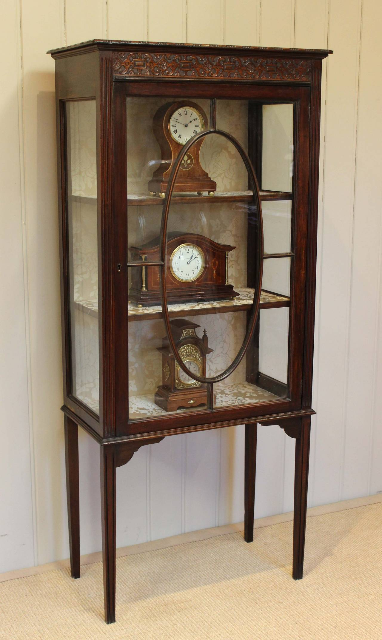 #8B7040 Mahogany Display Cabinet At 1stdibs with 1280x2145 px of Recommended Mahogany Display Cabinets With Glass Doors 21451280 save image @ avoidforclosure.info