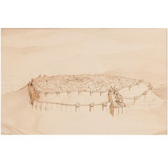 Reconstruction Of The Ancient City Of Lachish