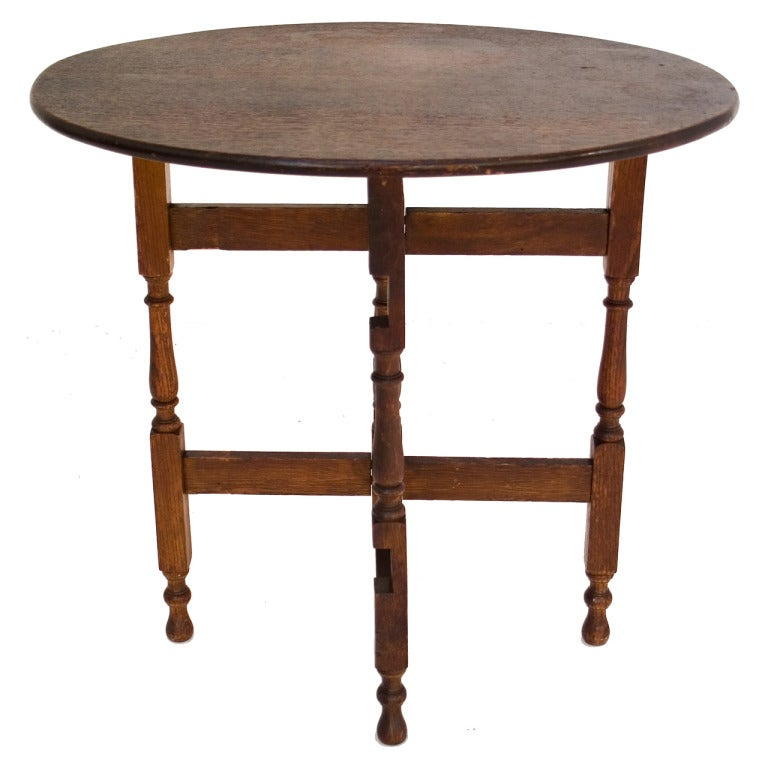 Victorian Ash Coffee Table: Victorian Oak Coaching Table At 1stdibs