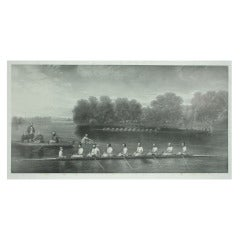 London Rowing Club print.