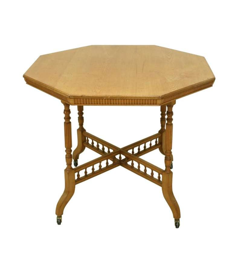 Antique oak table by james shoolbred for sale at 1stdibs for Asian furniture tottenham court road