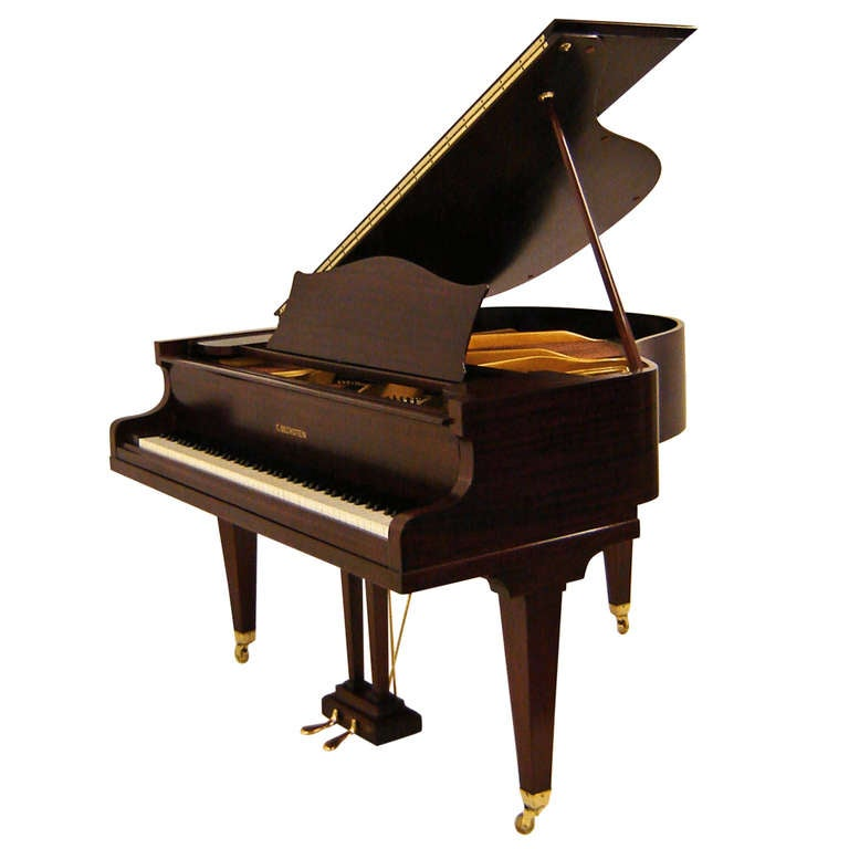 C Bechstein Grand Piano 142cm Model Quot S Quot Mahogany C1936 At