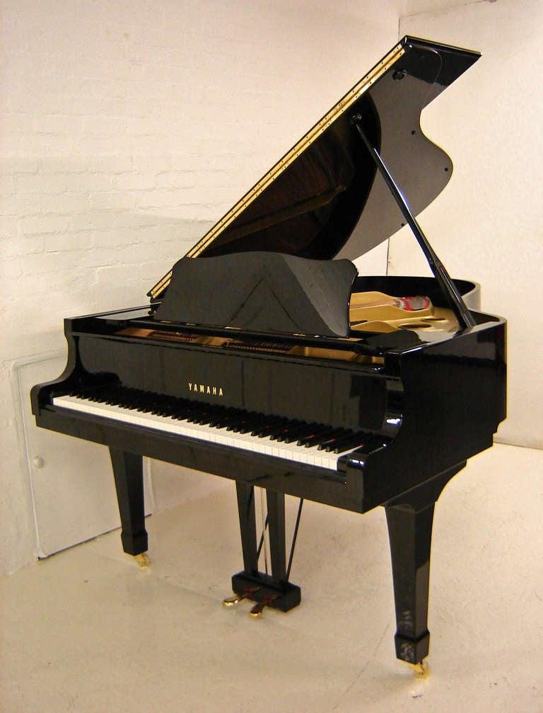yamaha grand piano c3 - photo #4