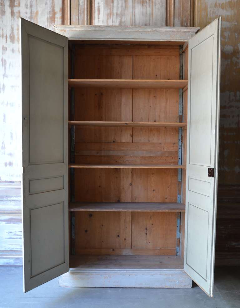 tall two door cabinet at 1stdibs. Black Bedroom Furniture Sets. Home Design Ideas