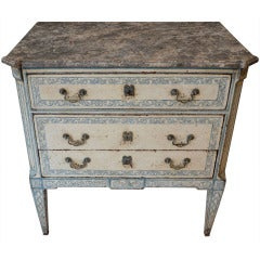 Louis XVI Period Painted Commode. France circa 1780