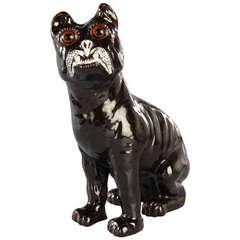 """""""Sitting Bulldog"""""""