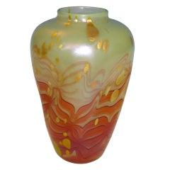 "A Great Loetz ""Citisus"" Vase"