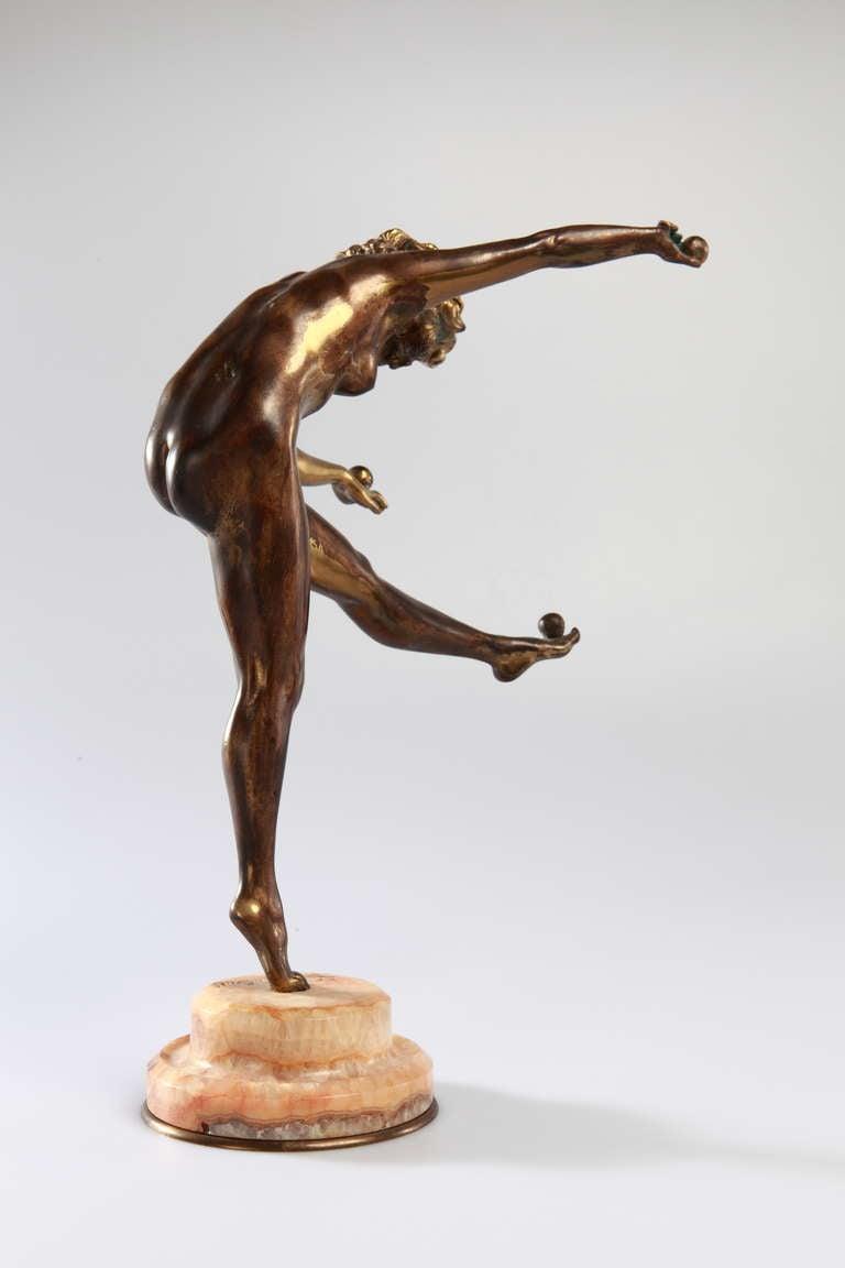 Art Deco Bronze
