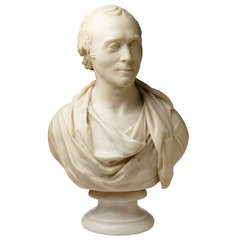 Bust of The Rt Hon. Spencer Perceval (1762-1812) by Joseph Nollekens