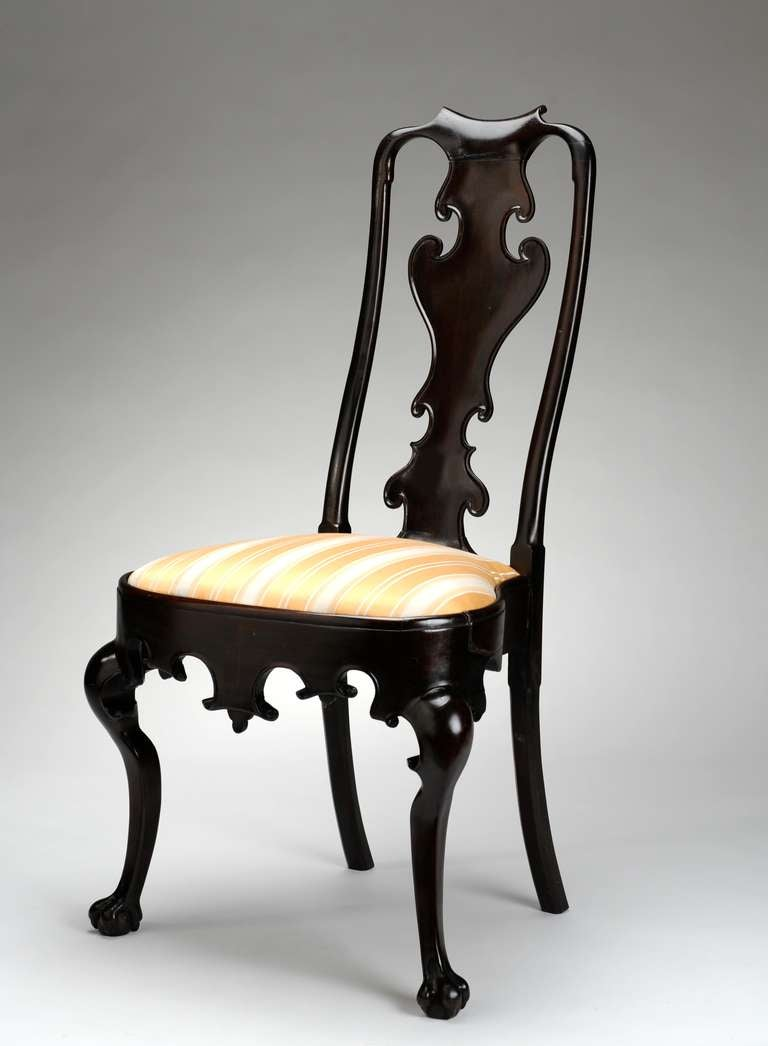 Mexican Chippendale Chair At 1stdibs